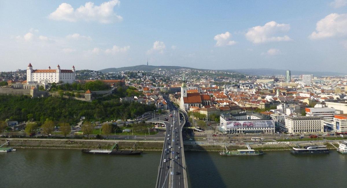High above Bratislava (vol. 2)